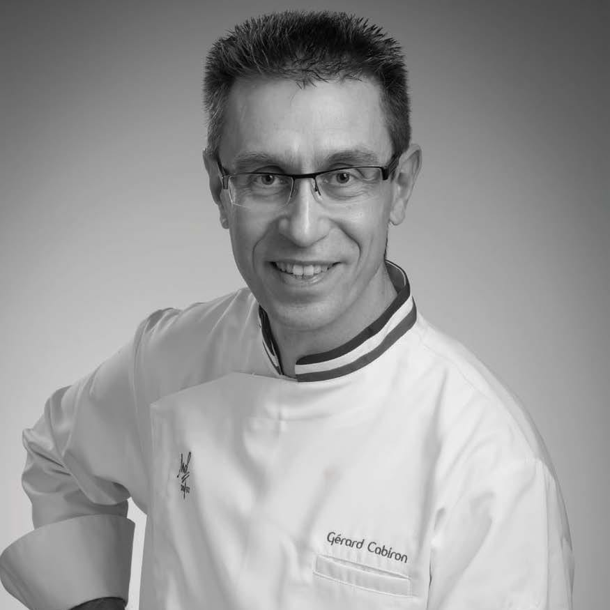 Chef Gérard CABIRON