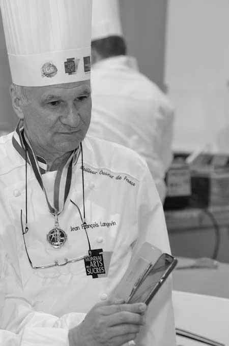 Chef Jean-François LANGEVIN